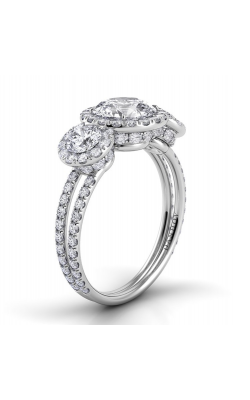 Danhov Solo Filo Engagement Ring SE114 product image