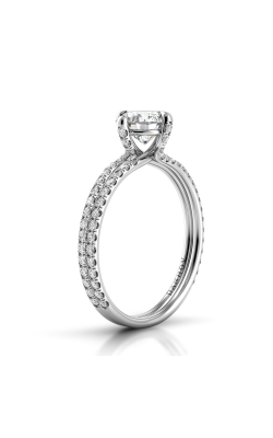 Danhov Eleganza Collection Engagement Ring ZE172 product image