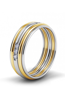 Danhov Men's Wedding Bands Wedding Band CM116-TT product image