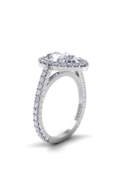 Danhov Carezza Collection Engagement ring XE101-PS product image