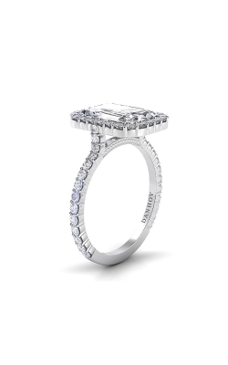 Danhov Carezza Collection Engagement ring XE105-EM product image