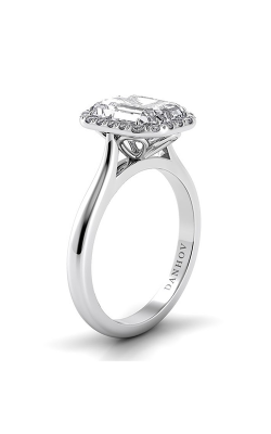 Danhov Classico Collection Engagement ring CL102-EM product image