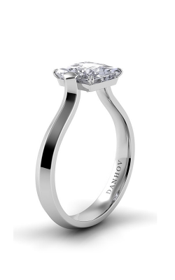 Danhov Classico Collection Engagement Ring CL123-PR product image