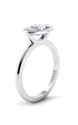 Danhov Per Lei Collection Engagement ring LE100-OVEW product image