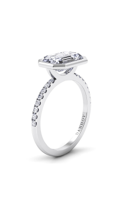 Danhov Per Lei Collection Engagement ring LE103-EMEW product image
