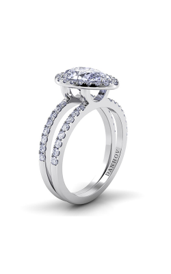 Danhov Per Lei Collection Engagement ring LE106-PS product image