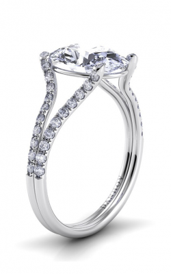 Danhov Solo Filo Engagement ring SE101-OV product image