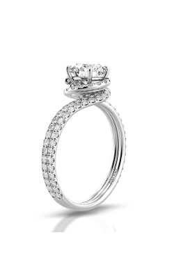 Danhov Abbraccio Engagement Ring AE124 product image