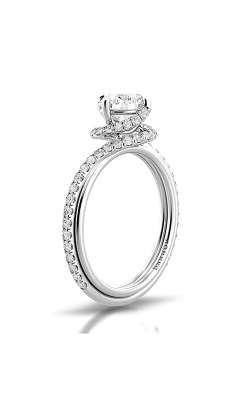 Danhov Abbraccio Engagement Ring AE144 product image