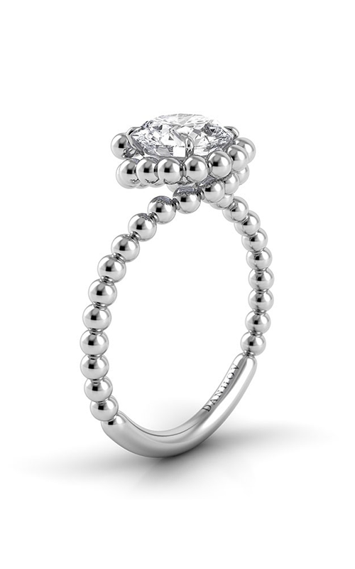 Danhov Abbraccio Collections Engagement ring AE154 product image
