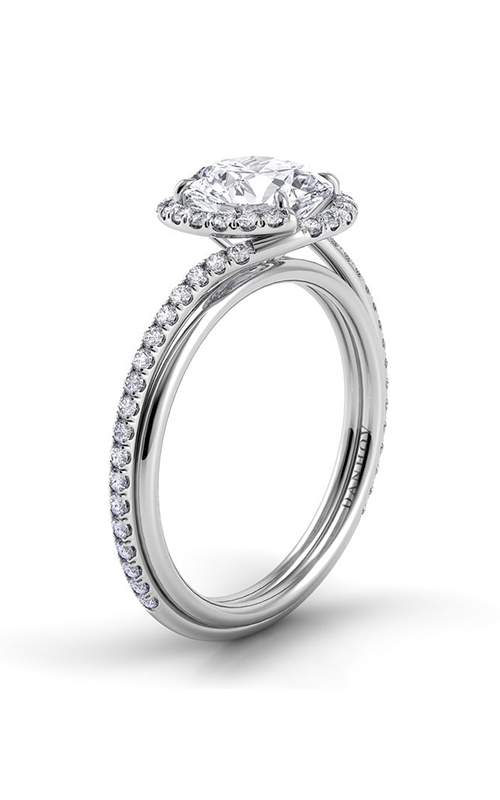 Danhov Abbraccio Collections Engagement ring AE152 product image