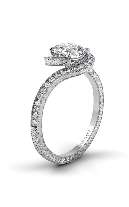 Danhov Abbraccio Collections Engagement ring AE103 product image