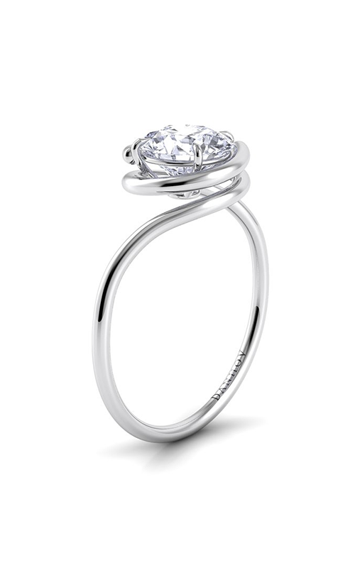 Danhov Abbraccio Collections Engagement ring AE133 product image