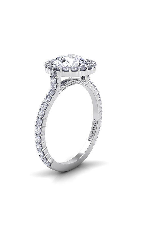 Danhov Carezza Collection Engagement ring XE105 product image