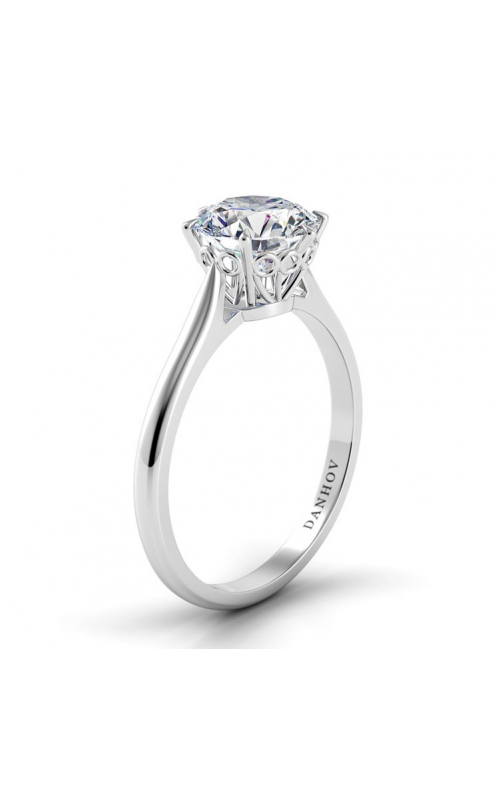 Danhov Classico Collection Engagement ring CL114 product image