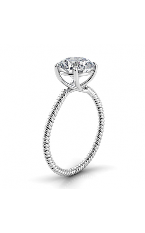 Danhov Eleganza Collection Engagement ring ZE111 product image