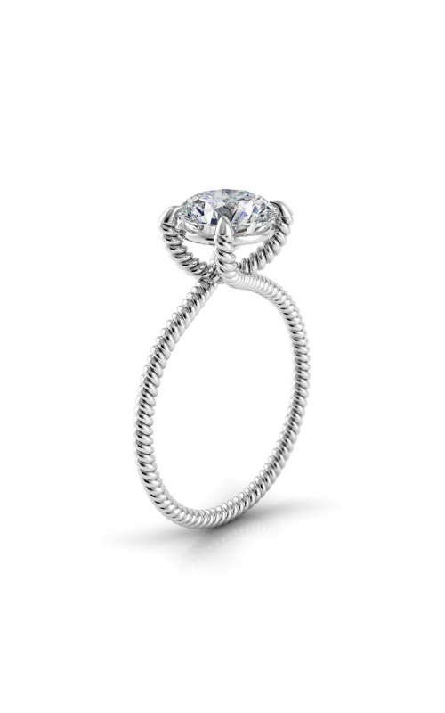 Danhov Eleganza Collection Engagement ring ZE110 product image