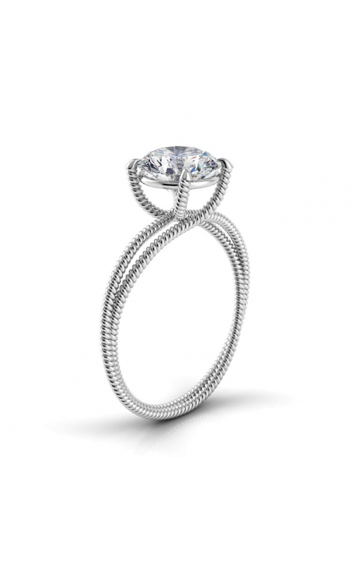 Danhov Eleganza Collection Engagement ring ZE109 product image