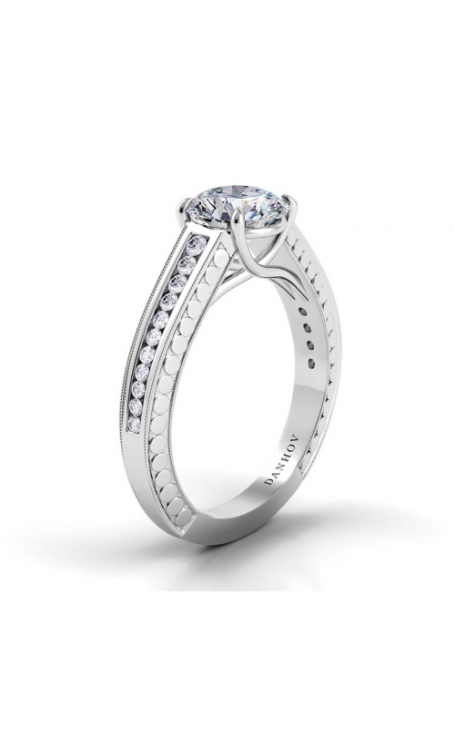 Danhov Tubetto Collection Engagement ring TE127 product image