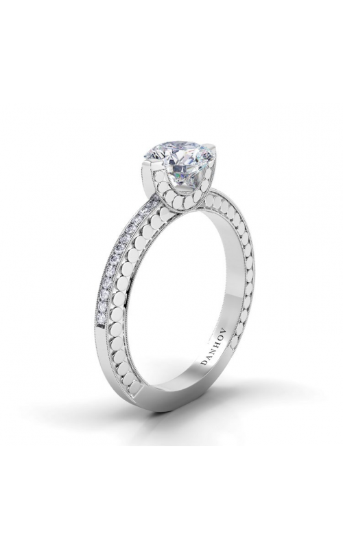 Danhov Tubetto Collection Engagement ring TE126 product image
