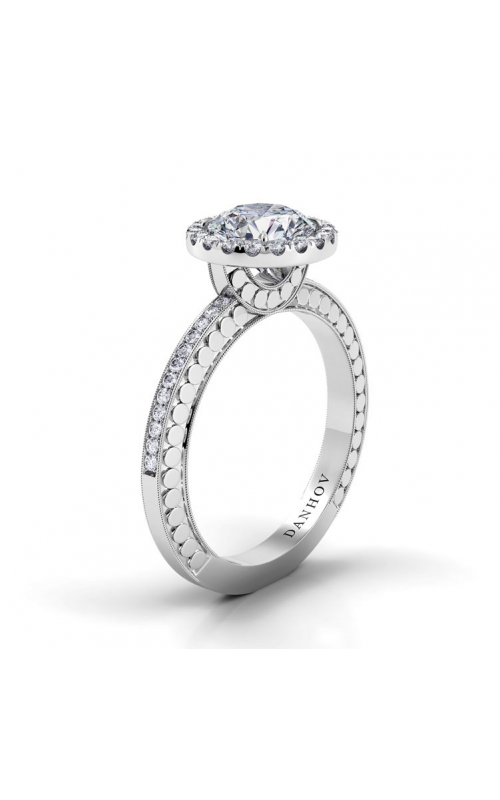 Danhov Tubetto Engagement ring TE125 product image