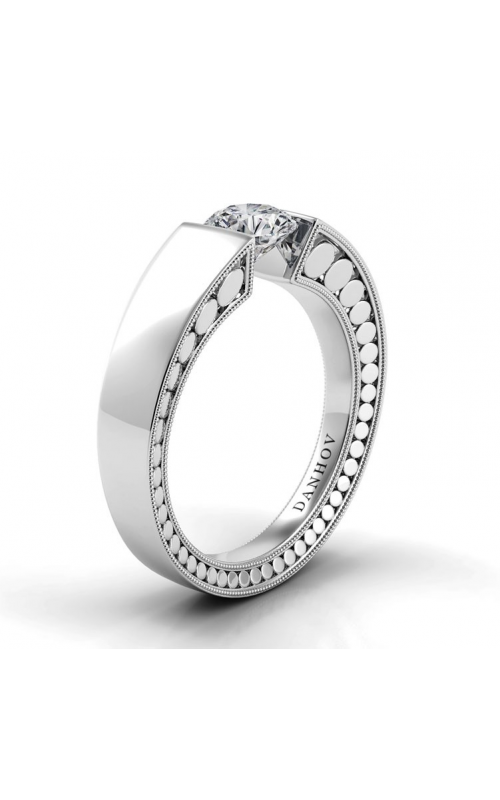 Danhov Voltaggio Collection Engagement ring V136 product image