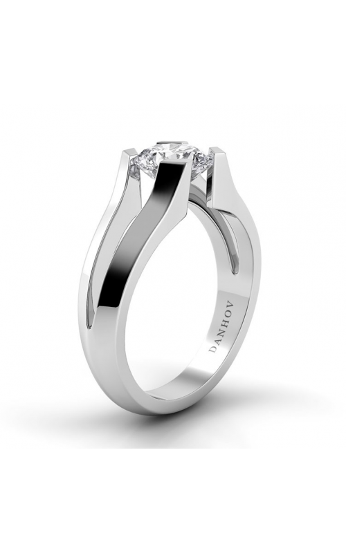 Danhov Voltaggio Collection Engagement ring V134 product image