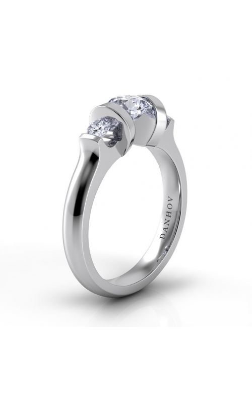 Danhov Voltaggio Collection Engagement ring V124 product image