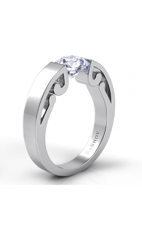 Danhov Voltaggio Collection Engagement ring V117 product image