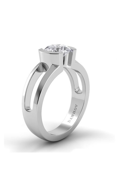 Danhov Voltaggio Collection Engagement ring V112 product image
