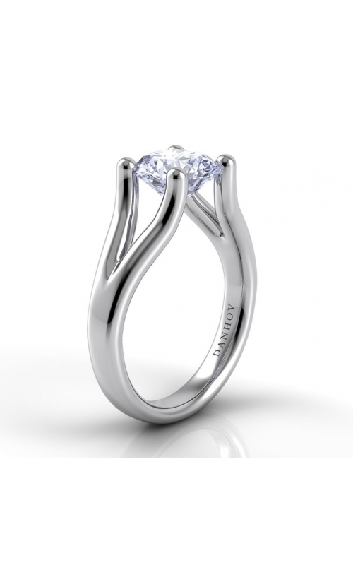 Danhov Voltaggio Collection Engagement ring V109 product image