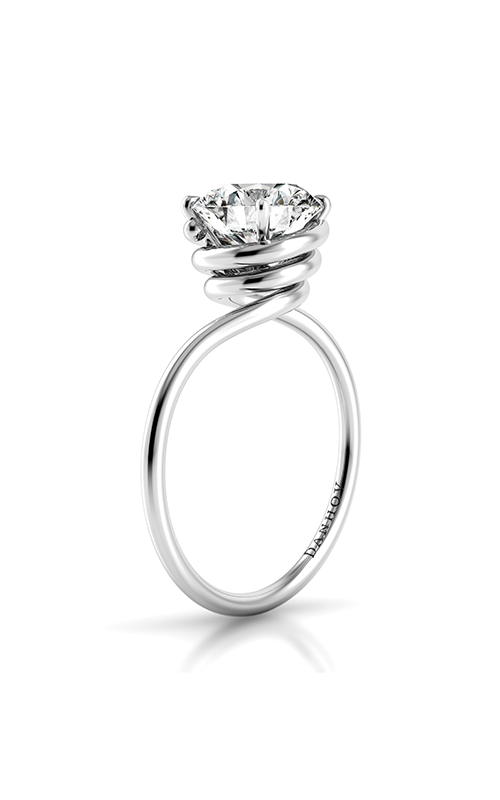 Danhov Abbraccio Collections Engagement ring AE136 product image