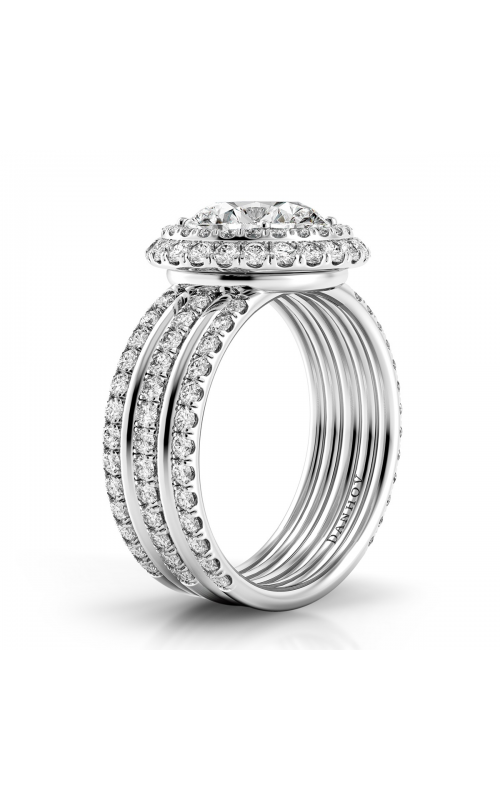 Danhov Couture Engagement ring CE161 product image