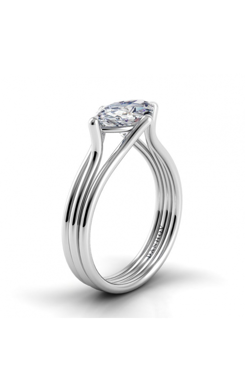 Danhov Solo Filo Engagement ring SE105-MQEW product image
