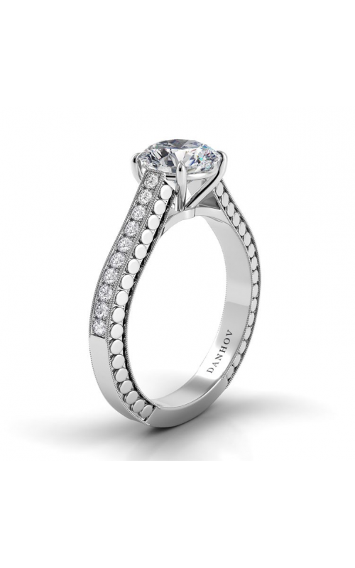 Danhov Tubetto Collection Engagement ring TE117 product image