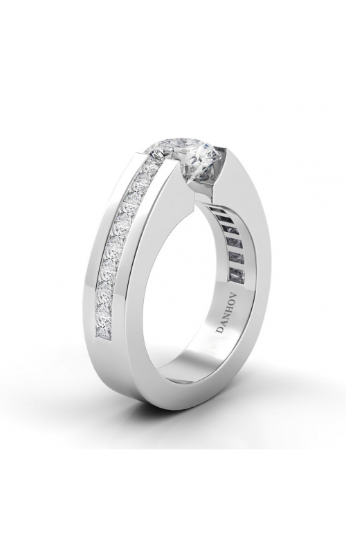 Danhov Voltaggio Collection Engagement ring V156 product image