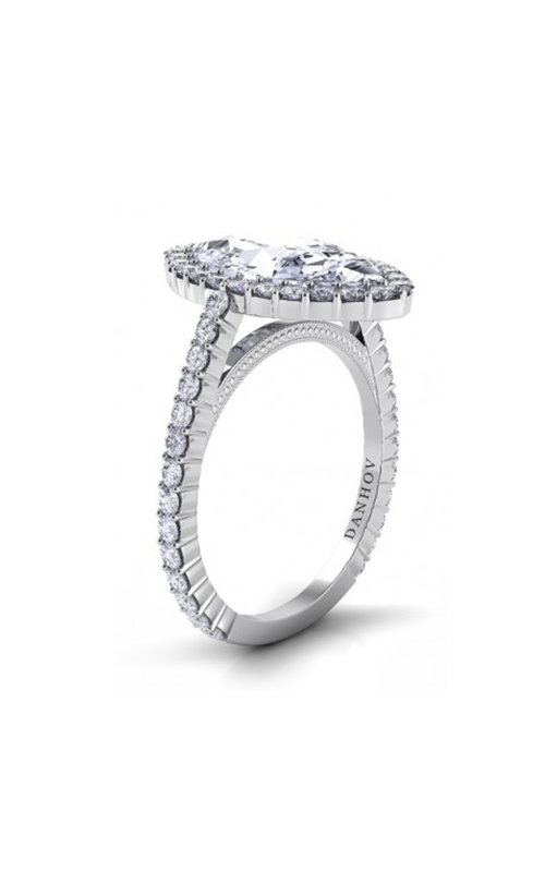 Danhov Carezza Engagement ring XE101-MQ product image