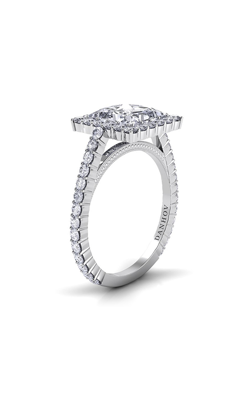 Danhov Carezza Engagement ring XE101-PR product image