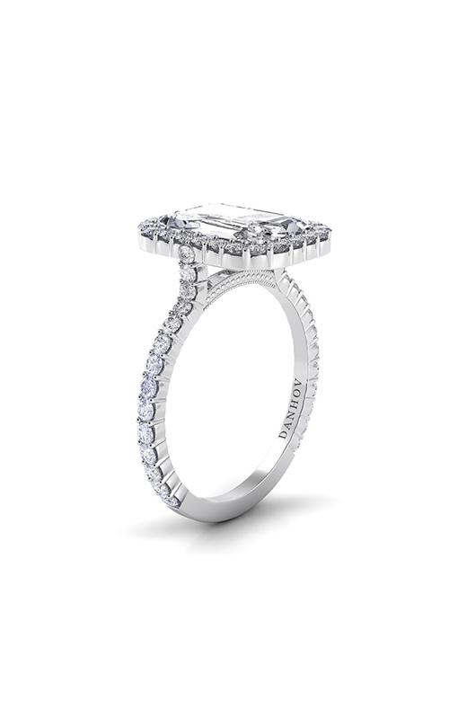 Danhov Carezza Engagement ring XE105-EM product image