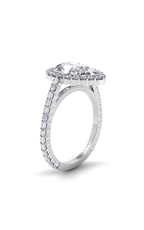 Danhov Carezza Engagement ring XE105-PS product image