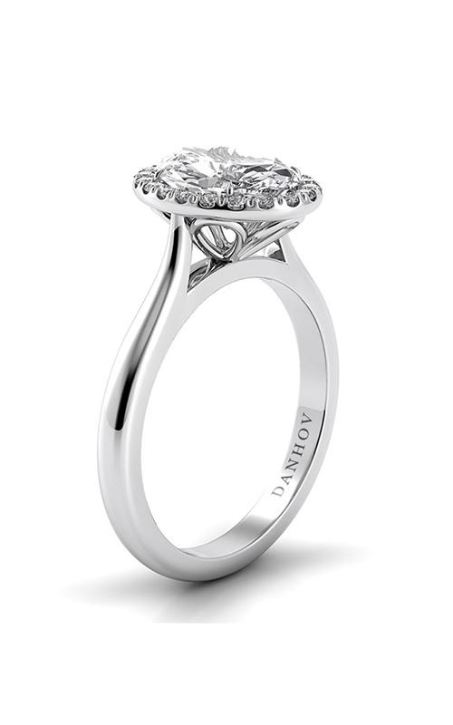 Danhov Classico Engagement ring CL102-OV product image