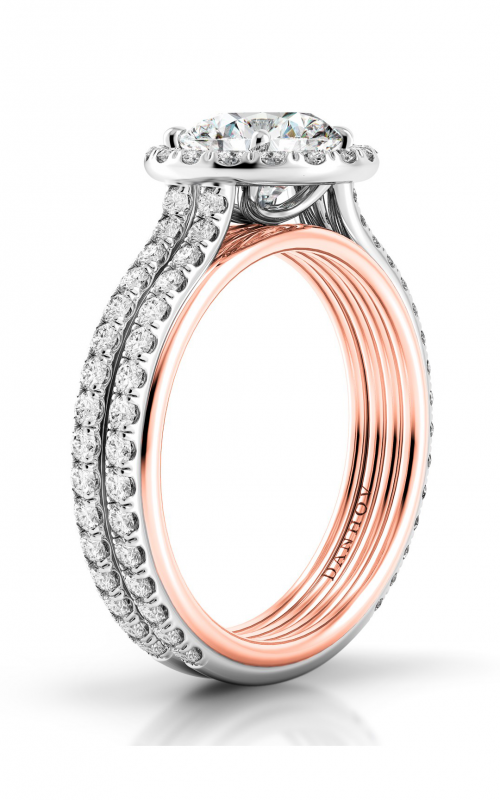 Danhov Unito Engagement ring UE103-R product image