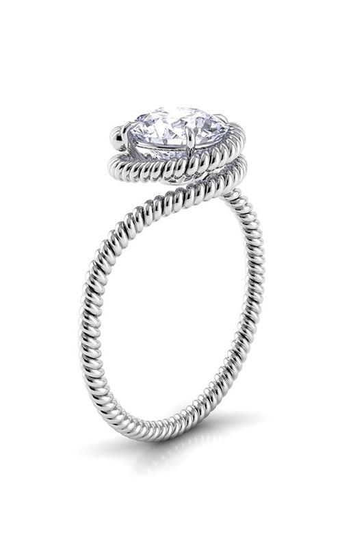 Danhov Abbraccio Engagement ring AE135 product image