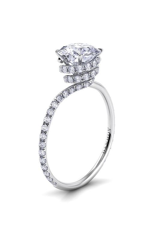 Danhov Abbraccio Engagement ring AE107 product image