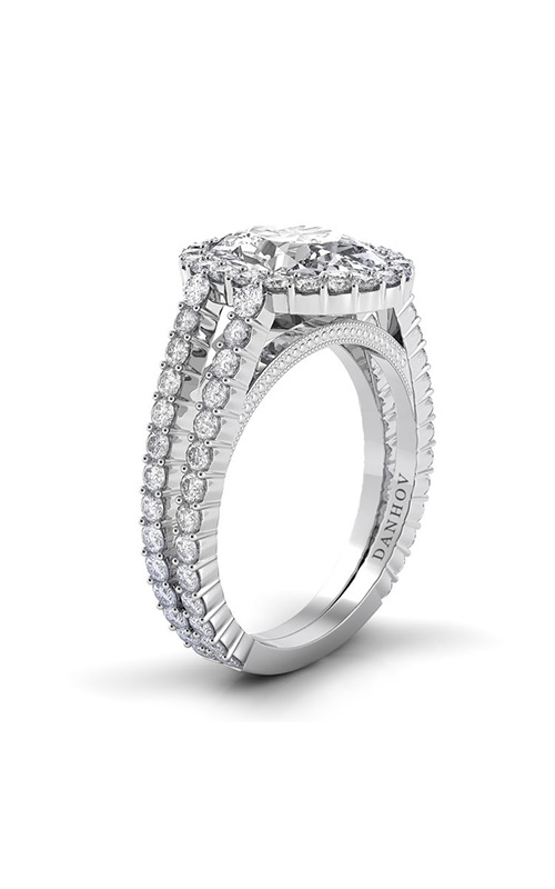 Danhov Carezza Engagement Ring XE109-OV product image