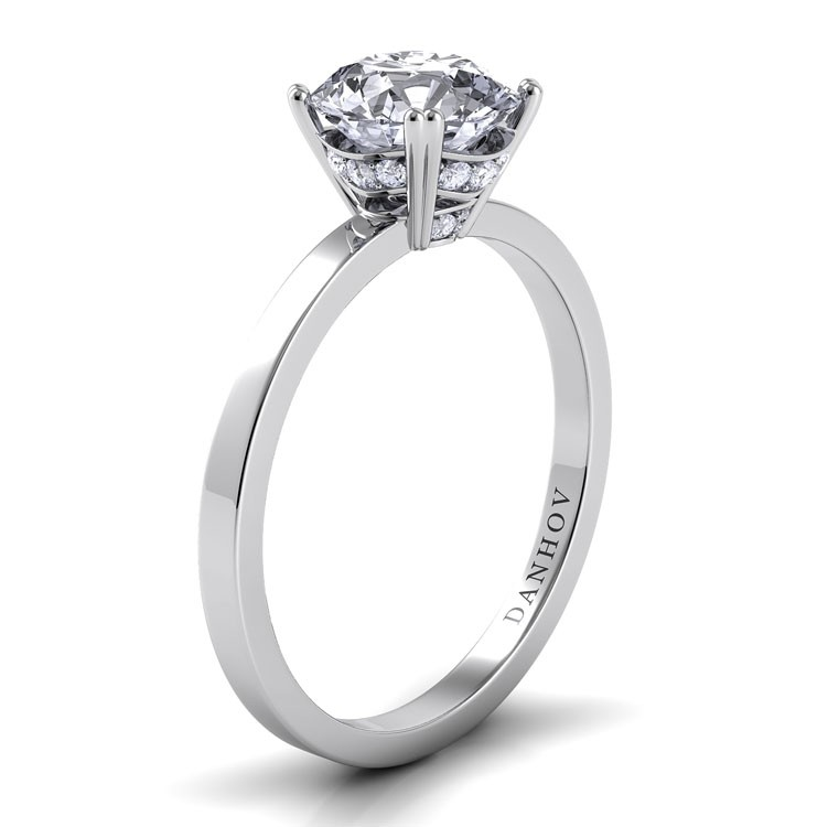 Danhov Classico Collection Engagement ring CL134 product image