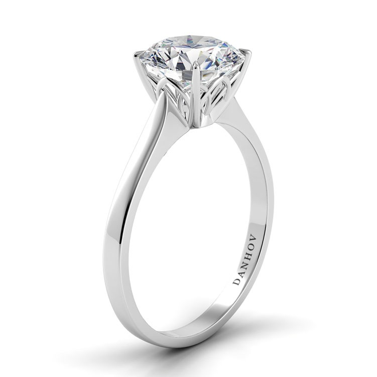 Danhov Classico Collection Engagement ring CL116 product image