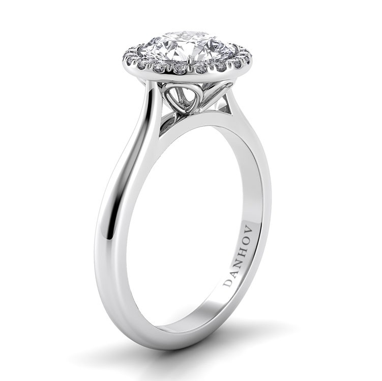 Danhov Classico Collection Engagement ring CL102 product image