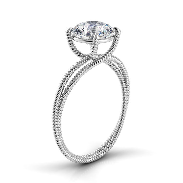 Danhov Eleganza Engagement ring ZE109 product image