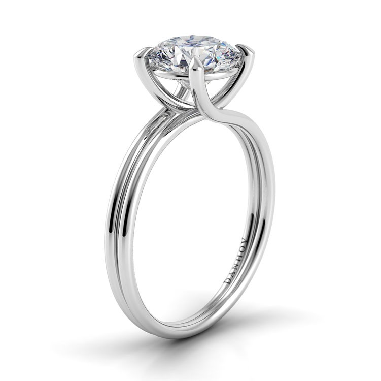 Danhov Eleganza Collection Engagement ring ZE107 product image